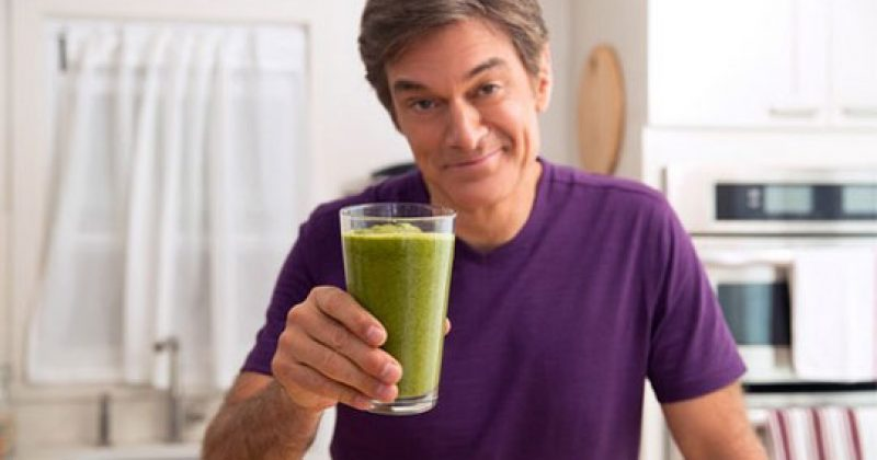 מתכון למשקה אנרגיה עשיר בוויטמינים בהמלצת דר' אוז