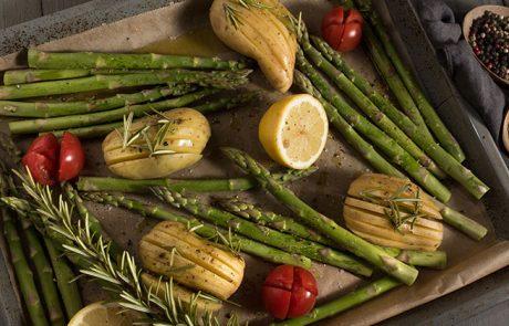 3 מתכונים טעימים וקלים במיוחד להכנת אספרגוס