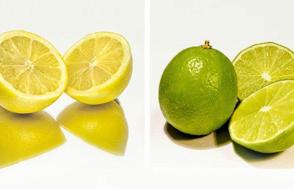 האם אתם יודעים מה ההבדל בין לימון וליים?