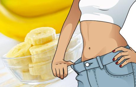 תאכלו בננות בכל בוקר ותורידו במשקל במהירות