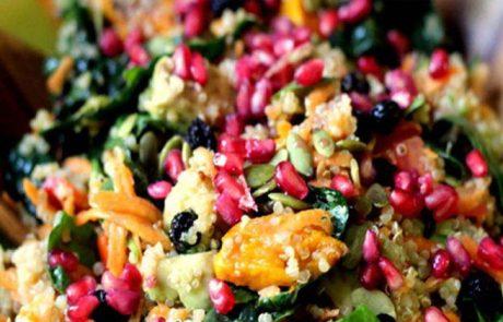 סלט הבריאות שכולנו צריכים לאכול לפחות פעם בשבוע!