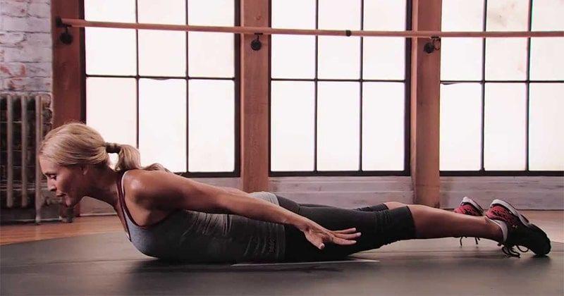 התרגיל הפשוט הזה יגרום לכאבי הגב שלכם להיעלם