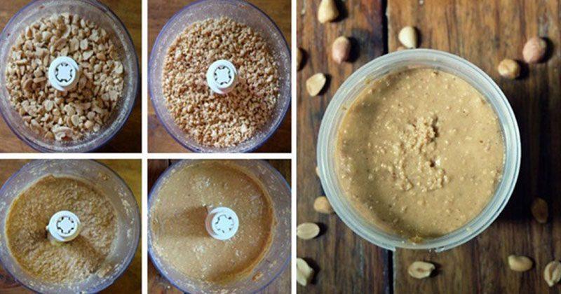 3 שלבים קלים ופשוטים להכנת חמאה מכל אגוז שאתם אוהבים