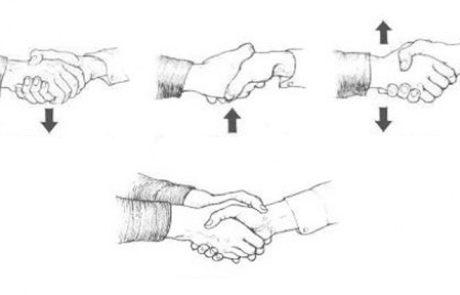 6 דרכים ללחוץ ידיים שלא כדאי לכם לנסות ואיך באמת צריך ללחוץ ידיים