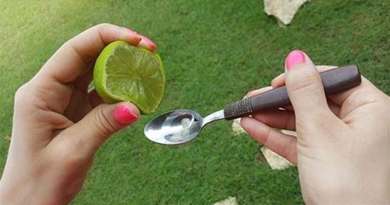 סיחטו לימון 1 עם כף שמן זית ואתם לא תפסיקו אחרי שתנסו
