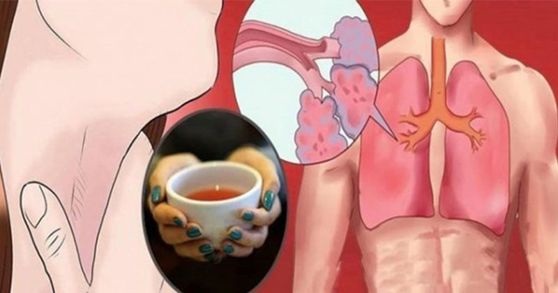 משקה טבעי וקל להכנה, שמסלק את הליחה מהריאות במהירות