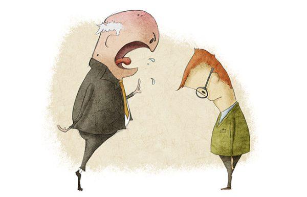 מחקר חדש חושף שמנהל מרושע גורם לעובדים שלו להיות חולים