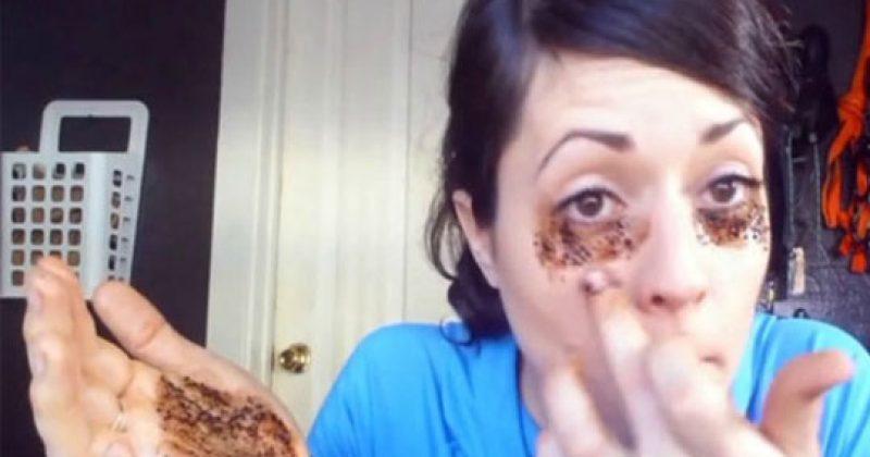 איך להפחית את השקיות מתחת לעיניים בעזרת מרכיב טבעי אחד