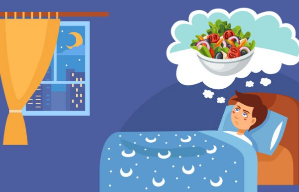 7 דברים שיכולים לקרות לכם כשאתם הולכים לישון רעבים