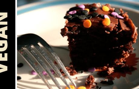 מתכון עוגת שוקולד טבעונית