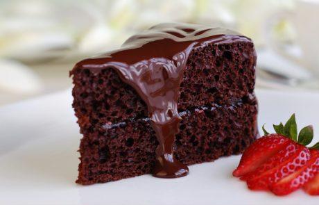 עוגת שוקולד פאדג' 2 שכבות – ממכרת במיוחד!