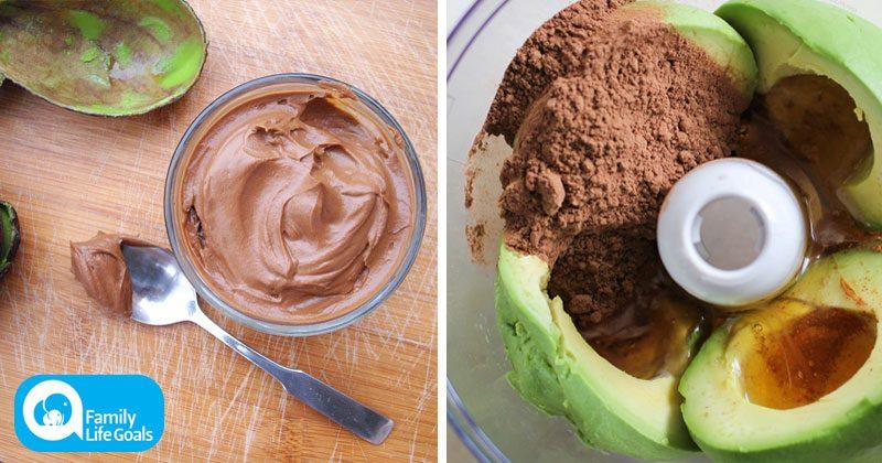 מוס שוקולד טבעוני מחסל דלקות