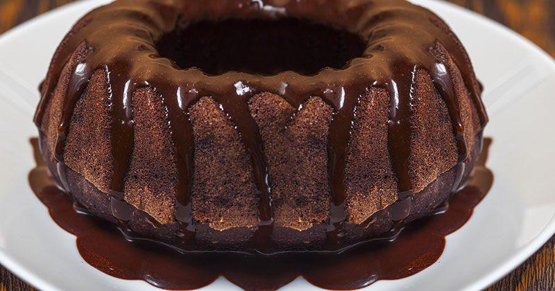 עוגת שוקולד פרווה מענגת וטעימה במיוחד מתכון קל ופשוט