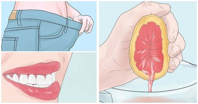 אשכולית, 10 היתרונות הבריאותיים העיקריים של פרי טעים זה