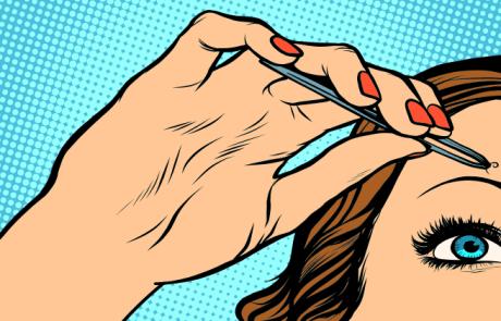 עיצוב גבות, 5 טעויות שנשים עושות ואין להן מושג