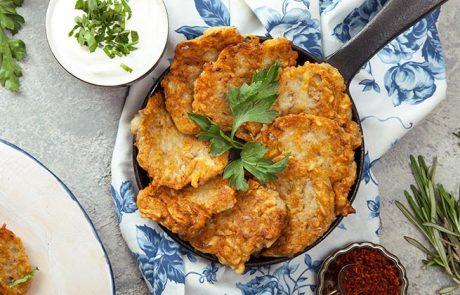 חנוכה, 5 מאכלים מסורתיים שכדאי לכם לאכול