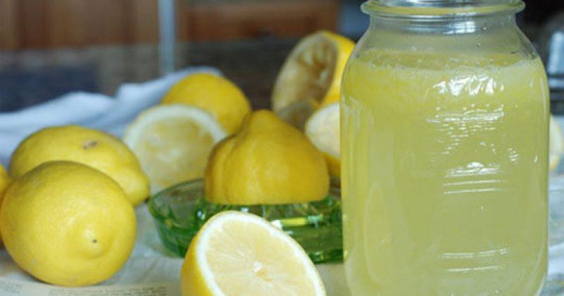 איך להוריד משקל בדרך מהירה: קילוגרם אחד ביום בדיאטת לימון!