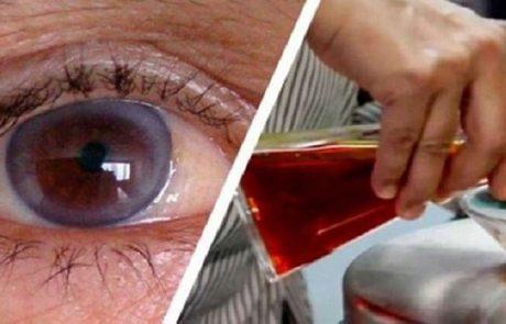 """אתם יכולים לזרוק את המשקפיים שלכם! ע""""י שימוש במרכיב היחיד הזה, ראייתכם תשתפר ב 97%"""