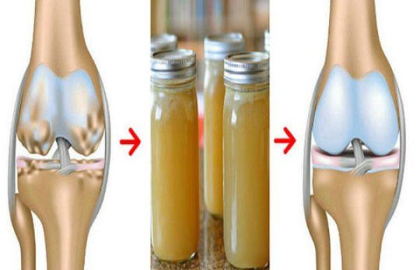 הרופאים המומים! מתכון זה מחזק ומשחזר עצמות, ברכיים ומפרקים