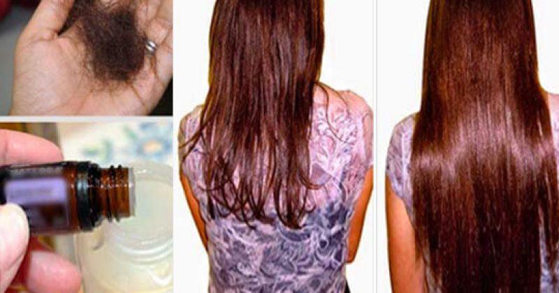 הוסיפו את שלושת המרכיבים האלה לשמפו שלכם ותגידו שלום לנשירת השיער, לצמיתות!
