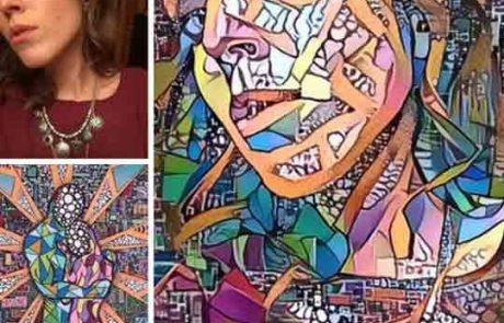 חובב אומנות מיזג תמונות אקראיות באמצעות רשתות עצביות והתוצאות יצאו מדהימות