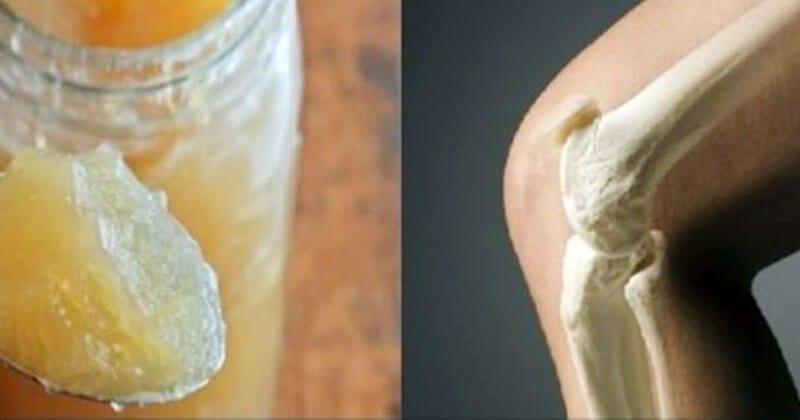לא תאמינו כיצד תוכלו לרפא את המפרקים והעצמות שלכם, עם מוצר אחד שיש לכולנו במטבח